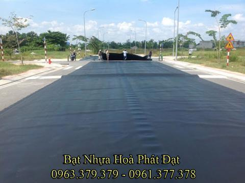 Bảng giá bạt chống thấm lót hồ chứa nước, bán màng (bạt) nhựa đen HDPE lót ao hồ nuôi cá tôm ở tại Ninh Thuận