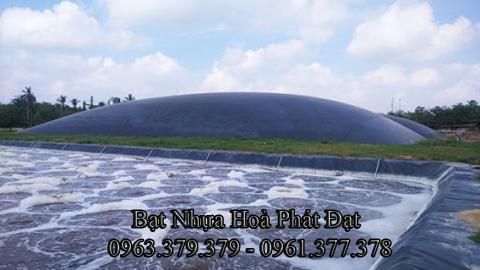 Bảng giá bạt chống thấm lót hồ chứa nước, bán màng (bạt) nhựa đen HDPE lót ao hồ nuôi cá tôm ở tại Thừa Thiên Huế