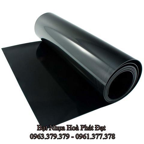 Bảng giá bạt chống thấm lót hồ chứa nước, bán màng (bạt) nhựa đen HDPE lót ao hồ nuôi cá tôm ở tại Vinh Nghệ An